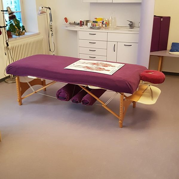 Behandlungszimmer - UniMed TCM Plus® in Sissach